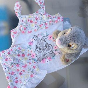 🐰🌸Miss Bunny pajama set 🌸🐰